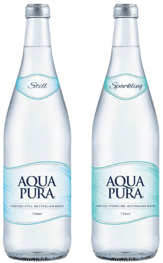 Aqua Pura Premium Table Water